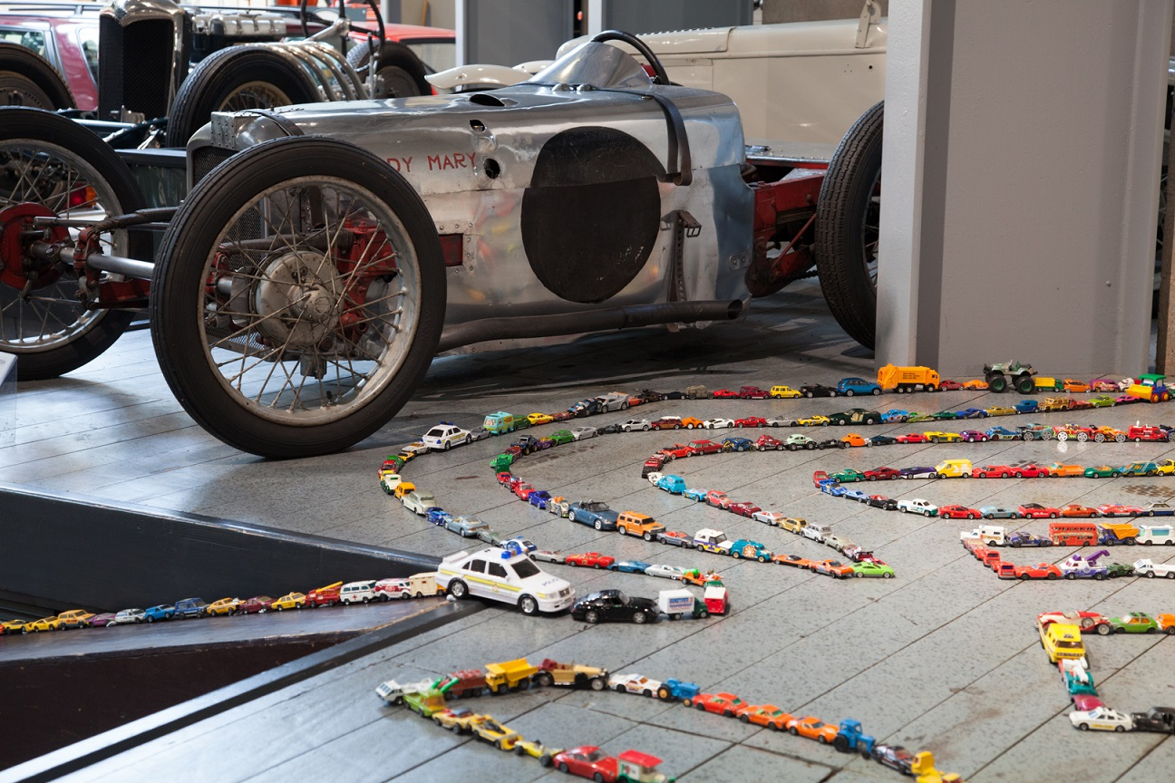Polymedia PR worked with the National Motor Museum in Beaulieu to help break a record