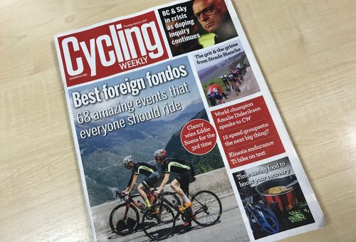Cycling Weekly sector specialist media