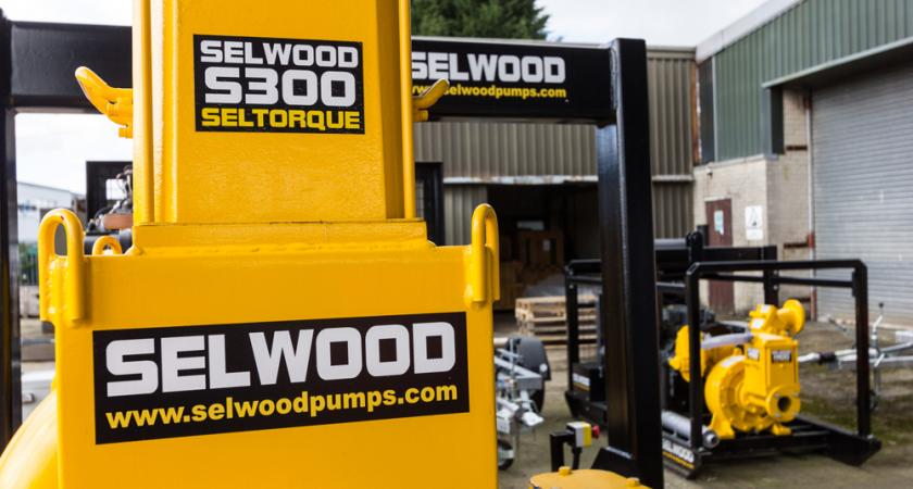 Selwood pump